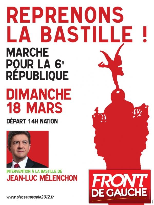 Le 18 mars, nous reprenons la Bastille dans Evénements bastille